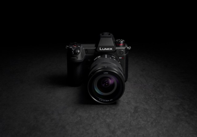 Panasonic announces the LUMIX S1H, a cinema-quality full-frame mirrorless camera
