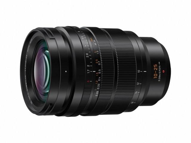 Panasonic announces the LEICA DG VARIO-SUMMILUX 10-25mm / F1.7 ASPH