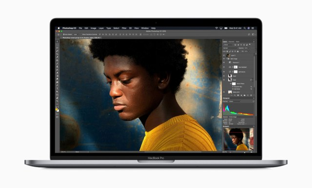 Apple introduces first 8-core MacBook Pro