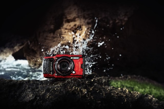 Olympus launches a Tough TG-6 rugged compact digital camera