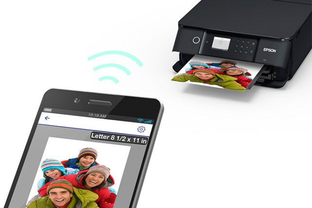 Epson announces home printers with smart home integration