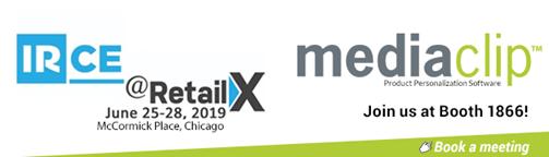 Mediaclip at IRCE @ RetailX
