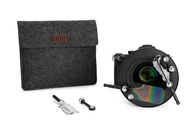 Lensbaby announces OMNI Creative Filter System