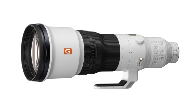 Sony introduces the Super-telephoto 600mm F4 G Master Prime Lens