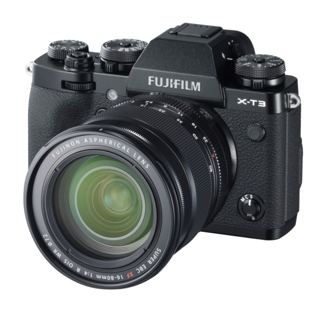 Fujifilm introduces XF16-80mm F4 R OIS WR for X-series cameras