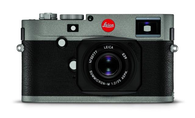 Leica debuts entry-level Leica M-E