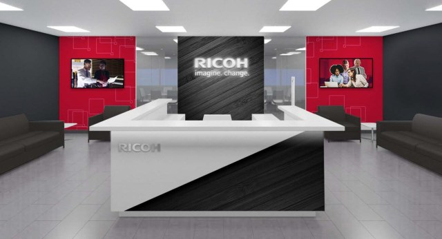 Ricoh unveils new offices and US headquarters