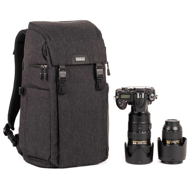 The Urban Access Backpack delivers versatile camera access in a stylish, modern design