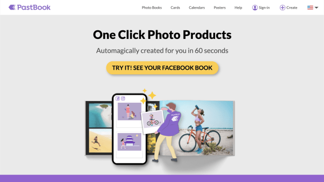 PastBook unveils new brand identity, launches global One-Click Photo Products platform