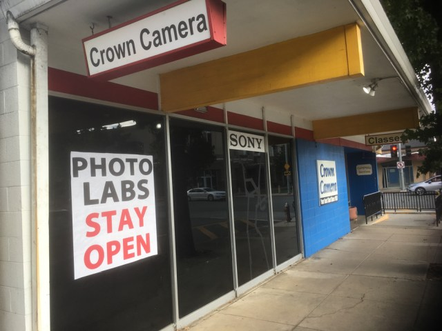 Crown Camera gets new life from photo and video services