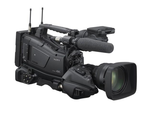 Sony unveils PXW-Z750 flagship XDCAM shoulder camcorder