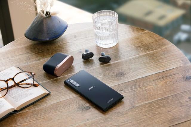 Sony announces Xperia 5 Smartphone