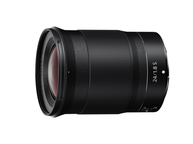 Nikon releases the NIKKOR Z 24mm f/1.8 S