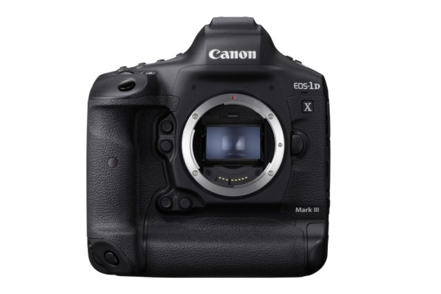 Canon announces development of EOS-1D X Mark III, adds two RF lenses