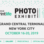 "Fujifilm ""Printlife"" Photo Exhibit shows the power of thousands of printed images"