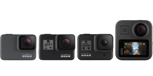 GoPro introduces HERO8 BLACK, Mods and MAX