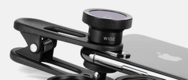 HITCASE announces the OneClip, a multi-device mobile lens clip