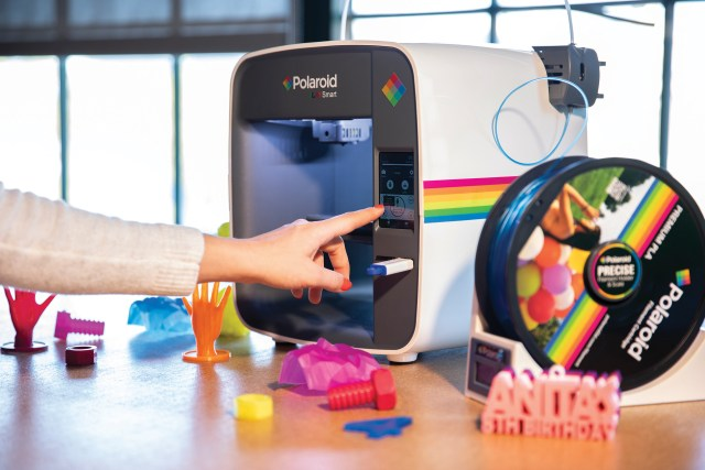 JOANN stores adds Polaroid, Sculpto 3D printers for holidays