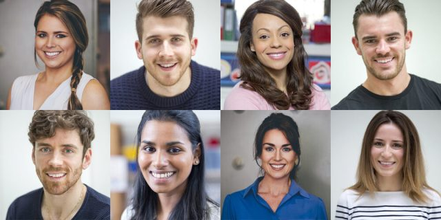 The importance of headshot photos in business