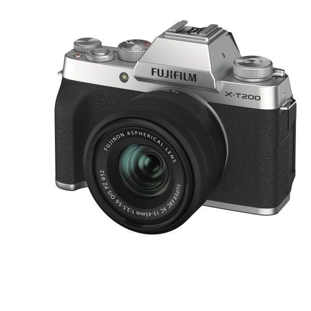 Fujifilm announces Fujifilm X-T200 camera, lenses roadmap