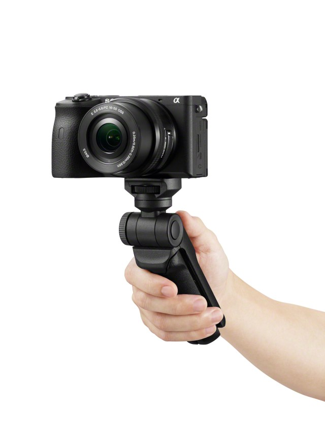 Sony introduces GP-VPT2BT wireless shooting grip