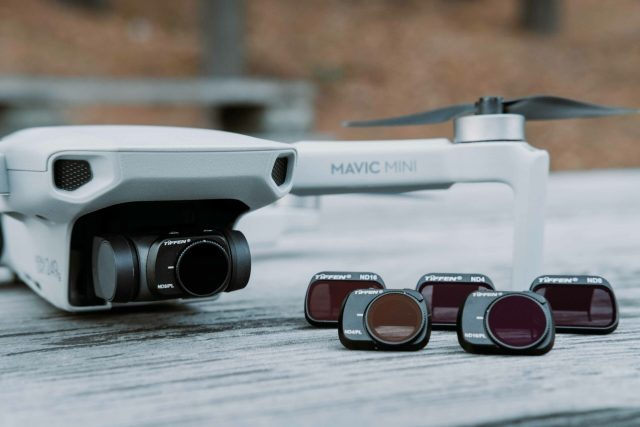 Tiffen announces filter kits for new DJI Mavic Mini
