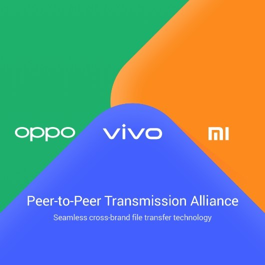 Vivo, OPPO and Xiaomi partner on wireless file transfer system