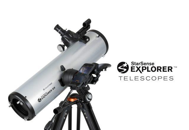 Celestron unveils sky-mapping telescope