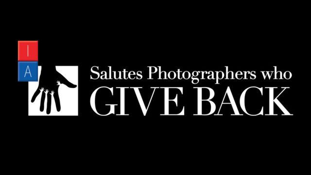 """The Imaging Alliance to """"Salute and Celebrate"""" Photographers Who Give Back atMarch 25 event"""