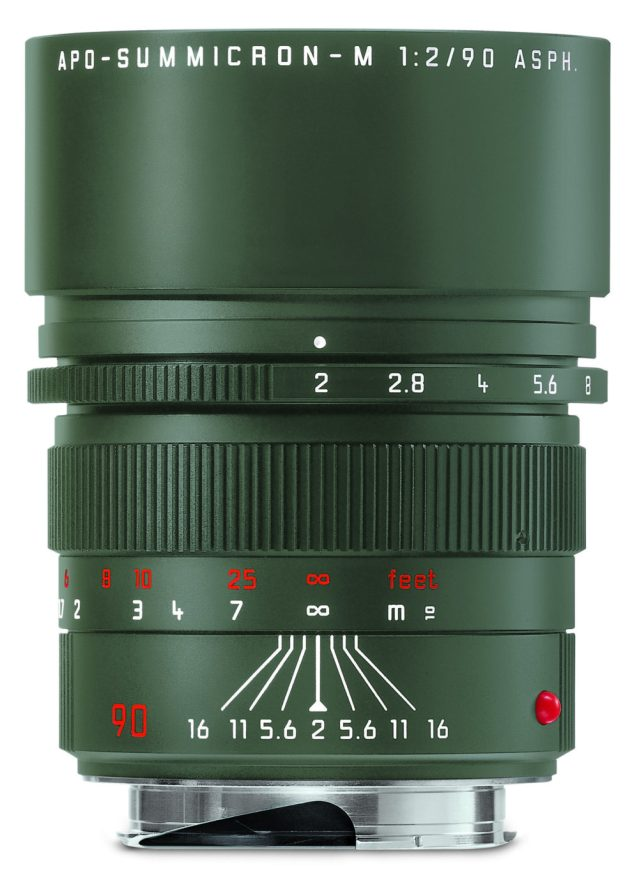 Leica Camera debuts three lenses for the Leica M-System