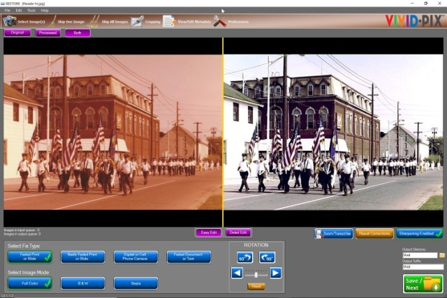 Vivid-Pix image restoration software hits U.S. 11-city demo tour