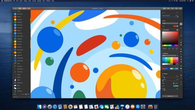 Pixelmator Team releases Pixelmator Pro 1.6 Magenta update