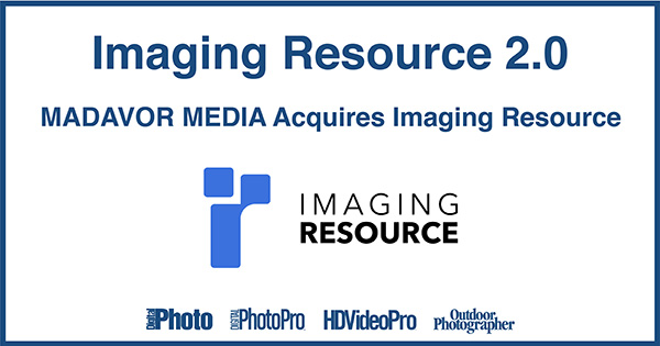 Madavor Media acquires Imaging Resource