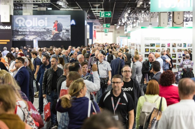 "Koelnmesse cancels photokina ""for the time being"""