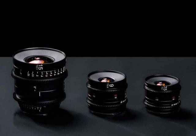 Venus Optics unveiled three new ultra-wide cine lenses