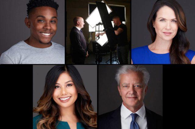 Headshot Booker, SpotMyPhotos launch 10,000 Headshots project