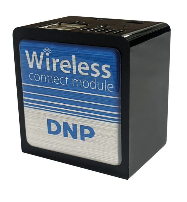 DNP adds wireless connect module for printers
