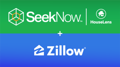 HouseLens announces partnership with Zillow