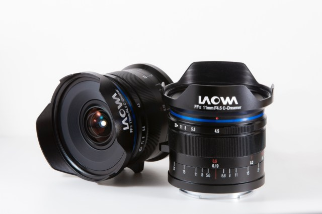 Venus Optics introduces Laowa 11mm f/4.5 FF RL for full-frame mirrorless