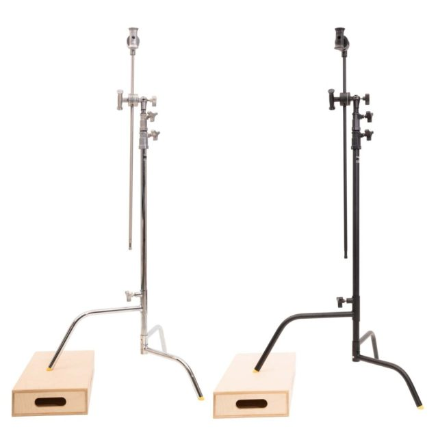 Lowel launches pro-grade century stands
