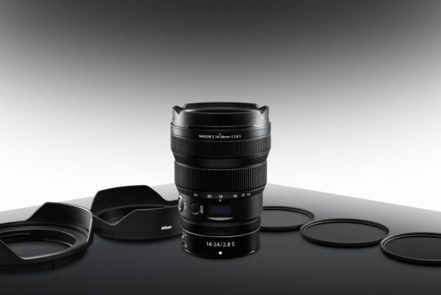 Nikon introduces ultra-wide NIKKOR Z 14-24mm f/2.8 S and powerful NIKKOR Z 50mm f/1.2 S lenses
