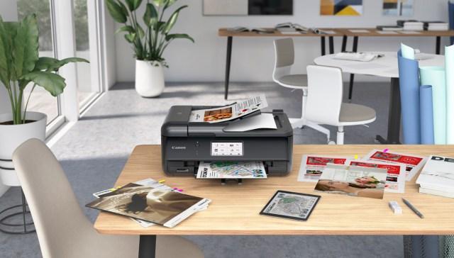 Canon debuts three PIXMA home printers