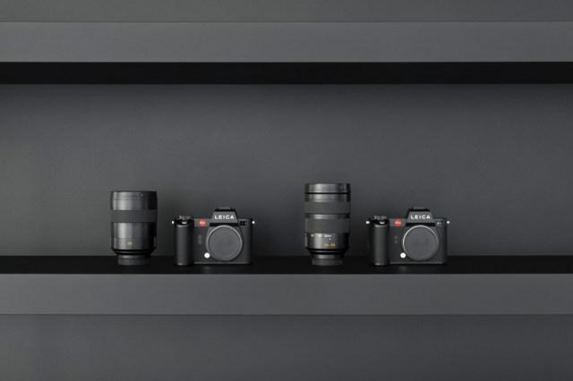 Leica announces SL2 camera bundles