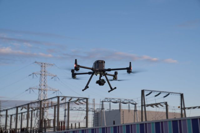 DJI unveils drones for aerial surveying