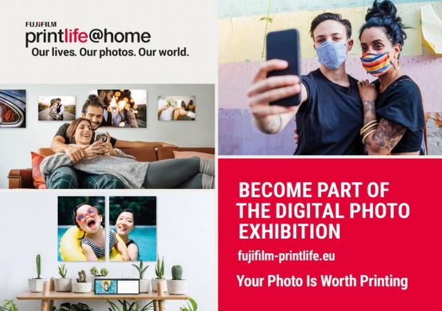 Fujifilm Europe launches printing exhibition
