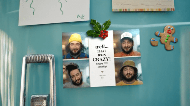 "Shutterfly breaks ""Let Good Fly"" holiday campaign"