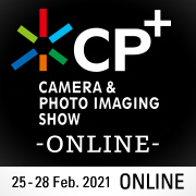 CP+ 2021 announces online exhibition for 2021