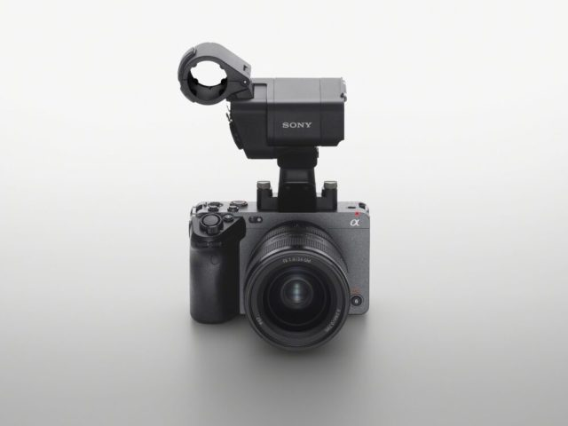 Sony Electronics launches FX3 full-frame camera