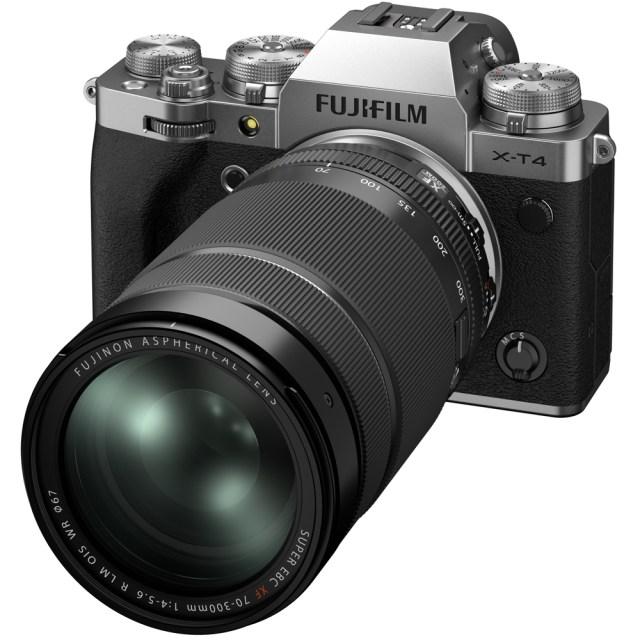 Fujifilm announces GFX100S large-format camera, X-E4 mirrorless camera and lenses