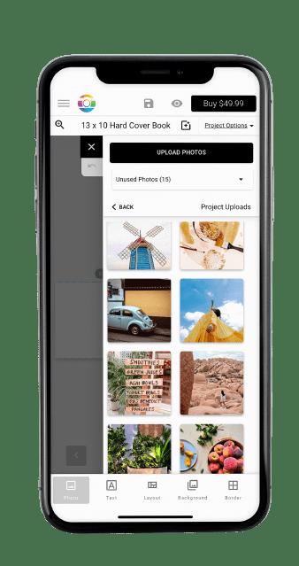 Mimeo Photos launches iOS, iPadOS app